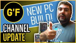 3 Month Channel Update & New PC Build!