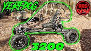 Yerfdog 3200 Custom Roll Cage Build