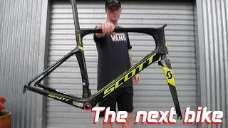 Adding Another CARBON BIKE To The Garage!