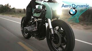 Cafe Racer (BMW R100 by UpCycle Garage)
