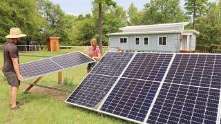 Upgrading Our OFF GRID Solar!