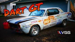 NEGLECTED 1964 Dodge Dart GT! Will It RUN AND DRIVE After Many Years? - Vice Grip Garage EP96