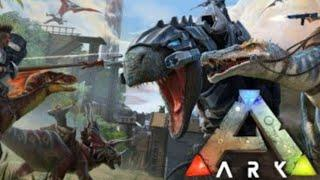 ARK Survival Evolved | 1 СЕЗОН | СТРОИМ ДОМ