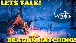 Winter Survival After The Last Zombie Shelter | Let's Try And Hatch A Dragon! (Ep 06)