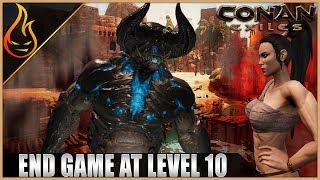 Beat The Wine Cellar At Level 10 Conan Exiles 2020 Mounts Update