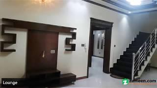 10 MARLA BRAND NEW HOUSE FOR SALE IN BLOCK F PHASE 2 GARDEN TOWN GUJRANWALA