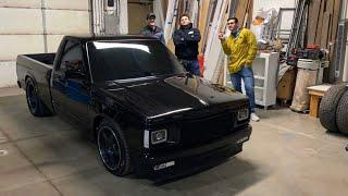 LS SWAPPED S10 *CLEAN BUILD*