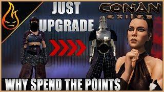 Is The Armor From Agility Worth It Conan Exiles 2020