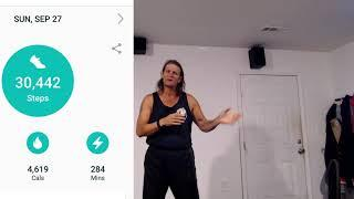 Water Fasting Class 15 - How exercise effects weight loss rates during water fasts.