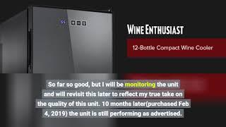 User Review: Wine Enthusiast 12-Bottle Compact Wine Cooler