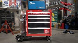 ZTFab Welding Cart Build - Upgrade Your Garage - Reckless Wrench Garage
