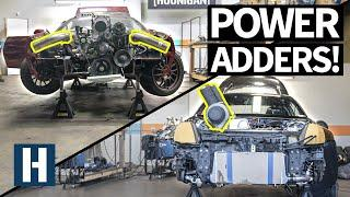 Build & Battle 3: First Fire-up Almost Ends in Disaster + More Power Adders! EP.5