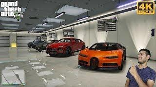 GTA 5 : BUYING LUXURIOUS GARAGE FOR SUPER CARS