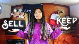 Should we SELL THE BOAT? + BROKEN MAST Update + Marine Products Test    Wildlings Sailing