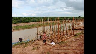 Kampong plug community and how to build the Floating Houses