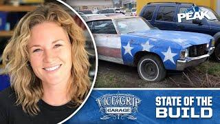 State of the Build: Vice Grip Garage Independence  Chevelle  -- Hosted by Emily Reeves
