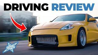 Getting Behind The Wheel of a 600+ HP Nissan 370z!
