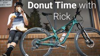 Donut Time with the Revel Ranger and Rick