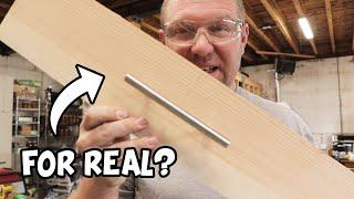 No Freakin' Way... They Sent the WRONG CABINET HARDWARE