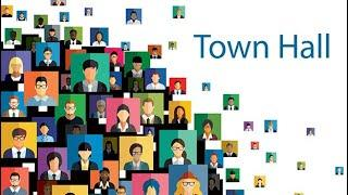 Virtual Town Hall - Thinking Beyond the Crisis: Building Digital Resiliency