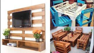 120 Pallet Sofa Table Chair Design Ideas 2020 - For Outdoor and Indoor #2