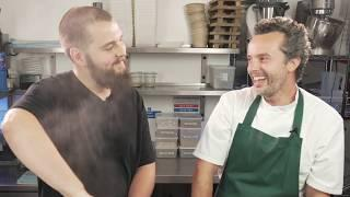 How to Make a Sausage & Fennel Risotto | On A Plate with Ryan and Pierre Episode 3