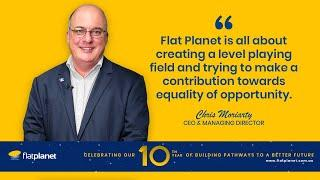 Flat Planet at 10: Our Business Journey