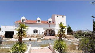 Spanish Property Choice Video Property Tour - Villa A1000 Albox, Almeria, Spain.