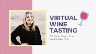 Virtual Wine Tasting with Shelby from Scout & Cellar | Project Beauty
