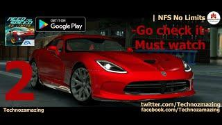 NEED FOR SPEED No Limits Android Windows Walkthrough - Gameplay Part 2 - Chapter 1