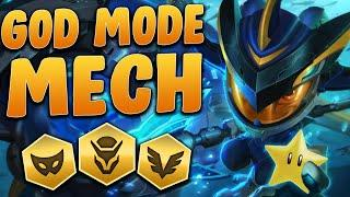 TANKING MY WAY TO VICTORY! | Mech/Infiltrators | TFT | League of Legends