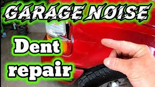 How to repair your auto body.  diy auto body, auto body and paint repair.