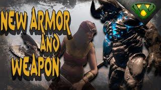 New Armor and Weapon Wine Cellar Dungeon update Conan Exiles 2019