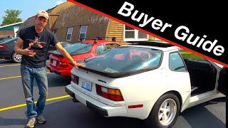 Porsche 944 and sports car buyer's guide #1