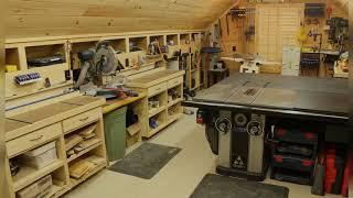 The Ultimate Guide To Setting up Your First Woodworking Shop - Start Woodworking