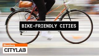 How to Build a City Around Bikes, Fast