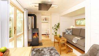 Beautiful Wohlwagen Model M1 Tiny House for Sale | Lovely Tiny House