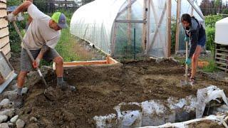 We Buried The Root Cellar | Addressing Our Mud Issue