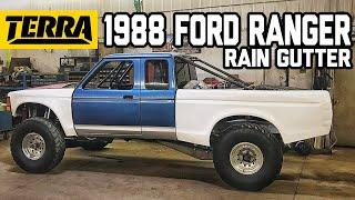 Garage Built - Rain Gutter Ford Ranger Prerunner | BUILT TO DESTROY