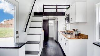Amazing Stunning Domino Tiny House for Sale by Modern Tiny Living