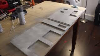 1:24 Scale Garage Build - Episode 1