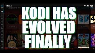 DEC 2019 KODI HAS EVOLVED!!! 18.5 LEIA BUILD