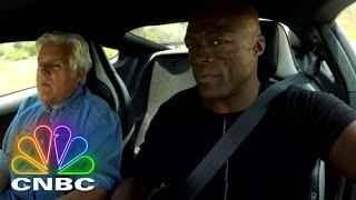 Seal And Jay Leno Take A 2020 Shelby Mustang GT500 For A Ride   Jay Leno's Garage