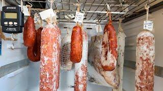 Building a Salami Chamber/Cheese Cave - Easy Step by Step